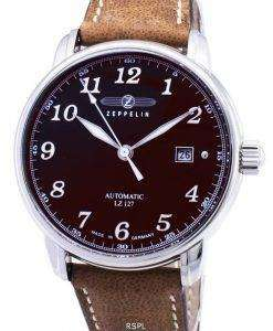 제 플 린 시리즈 LZ127 그라프 8656-3 86563 독일 만든 남자의 시계