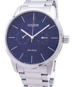 시민 에코 드라이브 AO9040-52 L 아날로그 남자의 시계