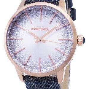 디젤 Castilia 석 영 DZ5566 여자의 시계
