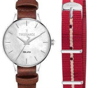 Trussardi T-진화 R2451120505 석 영 여자의 시계