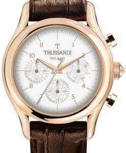 Trussardi T-라이트 R2451127006 석 영 남자의 시계