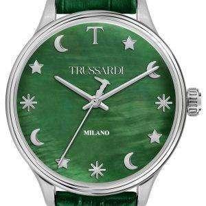 Trussardi T-공모 R2451130504 석 영 여자의 시계