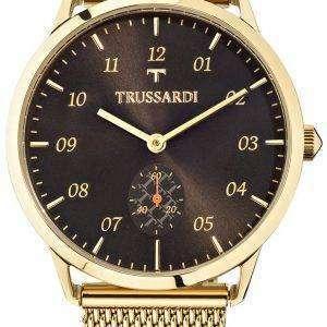 Trussardi T-세계 R2453116001 석 영 남자의 시계