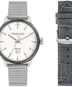 Trussardi T-공모 R2453130003 석 영 남자의 시계