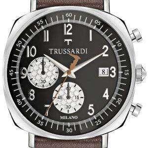 Trussardi T-킹 R2471621001 석 영 남자의 시계