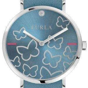 Furla Giada 나비 R4251113509 석 영 여자의 시계