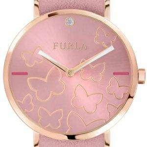 Furla Giada 나비 R4251113512 석 영 여자의 시계