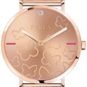 Furla Giada 나비 R4253113501 석 영 여자의 시계