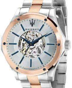 마 세라 티 Circuito R8823127001 자동 남자의 시계