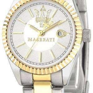 마 세라 티 Competizione R8853100505 석 영 아날로그 여자 시계