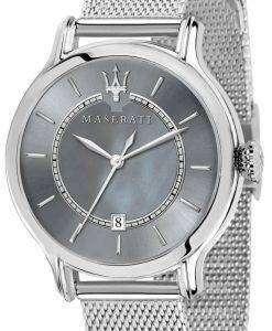 마 세라 티 Epoca R8853118508 석 영 여자의 시계