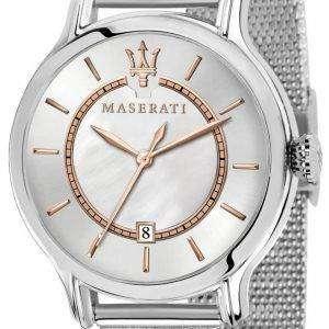 마 세라 티 Epoca R8853118509 석 영 아날로그 여자 시계
