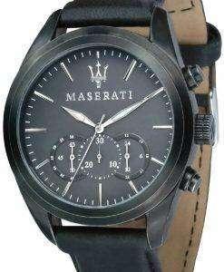마 세라 티 Traguardo R8871612019 석 영 남자의 시계