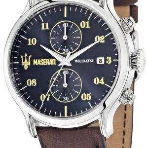 마 세라 티 Epoca R8871618001 크로 노 그래프 쿼 츠 남성용 시계