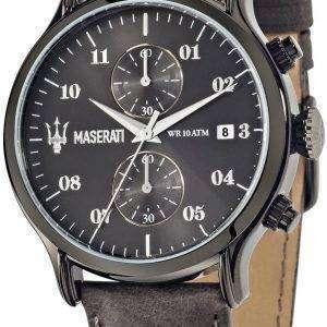 마 세라 티 Epoca R8871618002 크로 노 그래프 아날로그 남자 시계