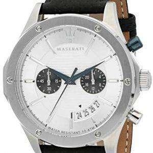 마 세라 티 Circuito R8871627005 크로 노 그래프 아날로그 남자 시계