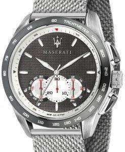 마 세라 티 Traguardo R8873612008 크로 노 그래프 아날로그 남자 시계
