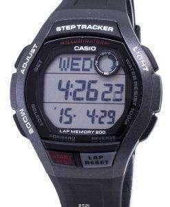 카시오 청소년 WS-2000 H-1AV WS2000H-1AV 조명 디지털 남자 시계
