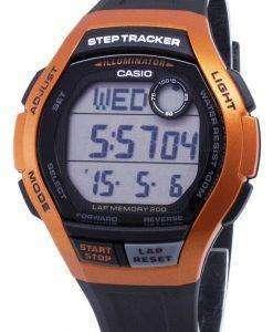 카시오 청소년 WS-2000 H-4AV WS2000H-4AV 조명 디지털 남자 시계