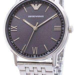 엠포리오 아르마니 석 영 AR11068 아날로그 남자 시계
