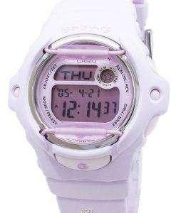 건반 베이비-G BG-169 M-4 BG169M-4 세계 시간 충격 방지 여자의 시계