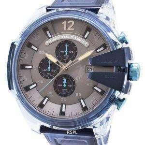 디젤 메가 최고 DZ4487 크로 노 그래프 쿼 츠 남성용 시계