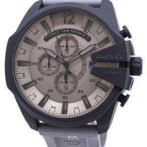 디젤 메가 최고 DZ4496 크로 노 그래프 쿼 츠 남성용 시계