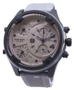 디젤 Boltdown DZ7416 크로 노 그래프 쿼 츠 남성용 시계