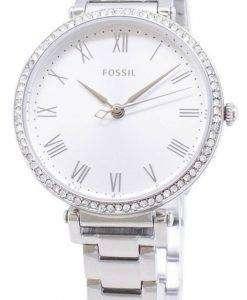 화석 킨제이 ES4448 다이아몬드 악센트 석 영 여자의 시계