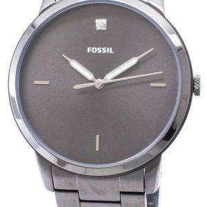 화석 미니 멀 FS5456 석 영 아날로그 남자의 시계