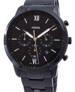 화석 Neutra FS5474 크로 노 그래프 쿼 츠 남성용 시계
