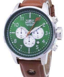 인 빅 타 S1 랠리 23108 크로 노 그래프 쿼 츠 남성용 시계