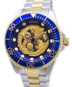 인 빅 타 프로 다이 버 26491 자동 아날로그 남자의 시계