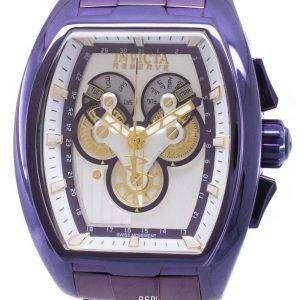 인 빅 타 예비 27057 크로 노 그래프 쿼 츠 남성용 시계
