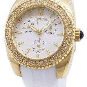 인 빅 타 천사 28488 다이아몬드 악센트 아날로그 석 영 여자의 시계