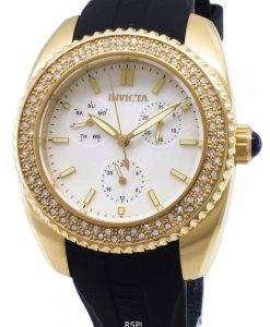 인 빅 타 천사 28489 다이아몬드 악센트 아날로그 석 영 여자의 시계