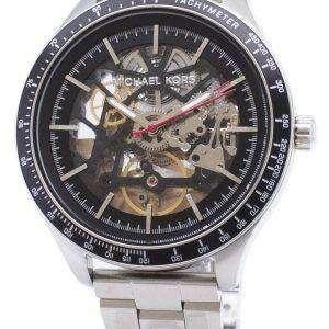 마이클 Kors 여사 MK9037 자동 아날로그 남자의 시계