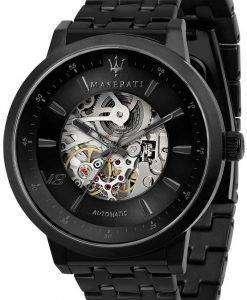 마 세라 티 GT R8823134002 자동 아날로그 남자의 시계