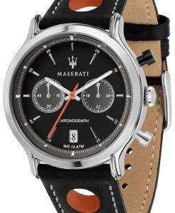 마 세라 티 전설 R8851138003 크로 노 그래프 쿼 츠 남성용 시계