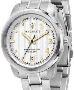 마 세라 티 로얄 R8853137501 아날로그 석 영 여자의 시계