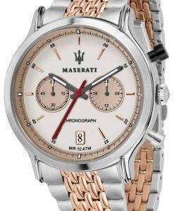 마 세라 티 전설 R8873638002 크로 노 그래프 쿼 츠 남성용 시계