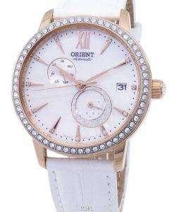 태양 방향 및 RA AK0004A00C 다이아몬드 악센트 자동 여자 시계를 달