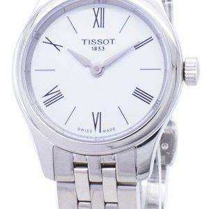 Tissot T-클래식 전통 5.5 레이디 T063.009.11.018.00 T0630091101800 석 영 여자의 시계