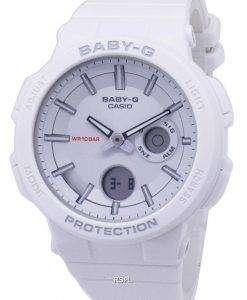 건반 베이비-G BGA-255-7A BGA255-7A 아날로그 디지털 여자의 시계
