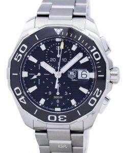 태그 Heuer Aquaracer 크로 노 그래프 자동 300 M CAY211A BA0927 남자의 시계