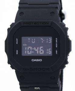 건반의 g 조-충격 충격 방지 디지털 알람 DW-5600BBN-1 남자의 시계