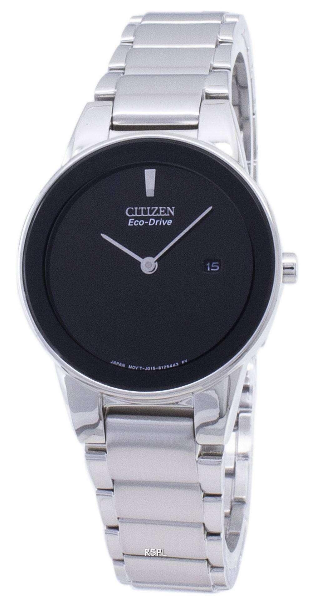 Citizen 시티즌 시계 에코 드라이브 GA1050-51E 아날로그 여성용 손목시계