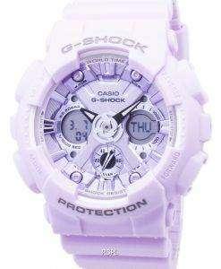 건반의 g 조-충격 GMA-S120DP-6A GMAS120DP-6A 아날로그 디지털 200 M 남자의 시계