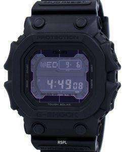 건반의 g 조-충격 힘든 태양 디지털 GX-56BB-1 남자의 시계