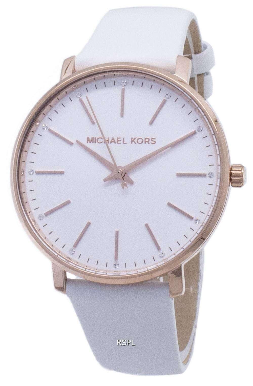 마이클 MK2800 Pyper 다이아몬드 악센트 석 영 여자 시계